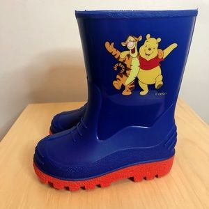 New Winnie the Pooh Rubber Boots